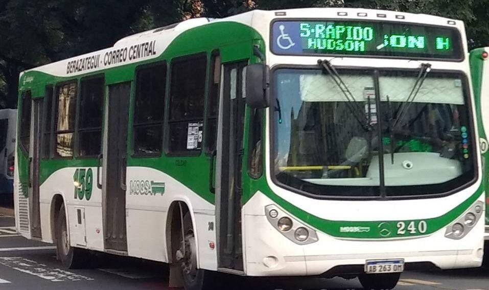 Quilmes: la Línea 159, entre las cinco que brindan peor servicio