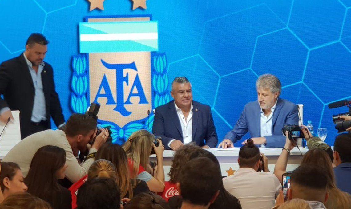 Fútbol femenino profesional: se llegó a un acuerdo entre AFA y Agremiados