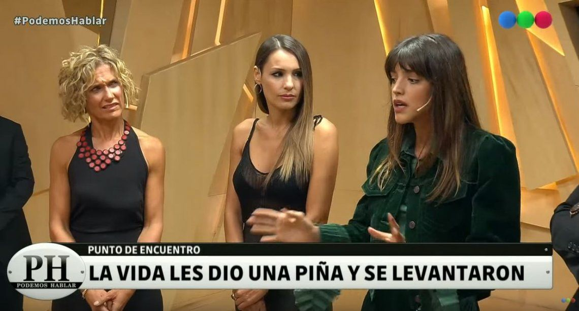 #PodemosHablar | Los llamativos gestos de Maru Botana mientras Calu Rivero contaba su historia con Darthés