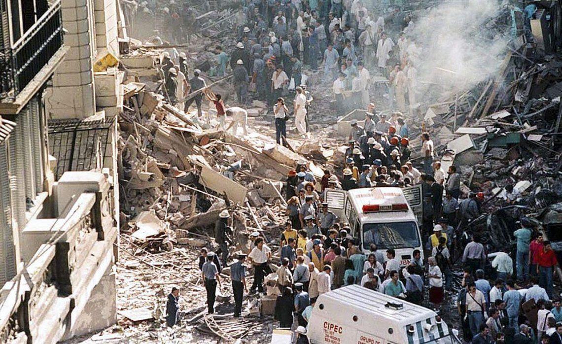 A 27 años del atentado contra la embajada de Israel