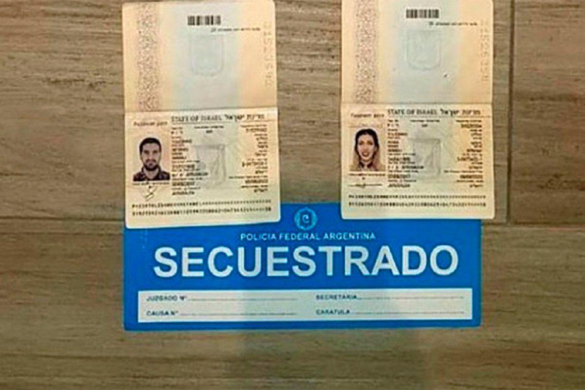 Intentaron ingresar dos iraníes al país con pasaportes falson: fueron arrestados