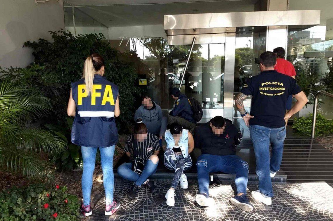Bernal: cuatro detenidos por el homicidio de un empresario