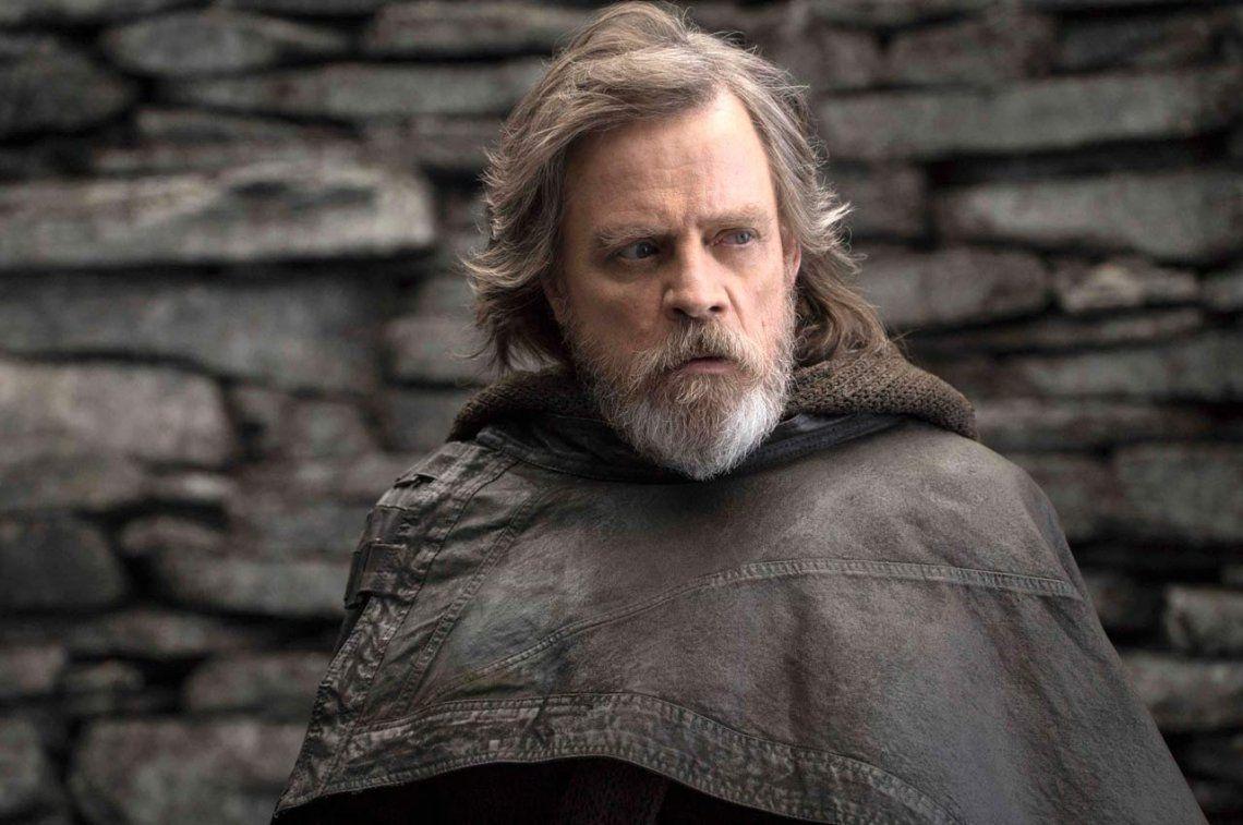 Mark Hamill mostró su trailer de Star Wars: Episodio IX