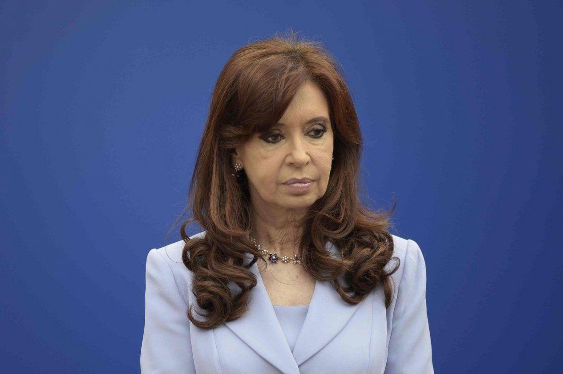 Cristina Kirchner pIdió autorización para viajar a Cuba por diez días para visitar a Florencia
