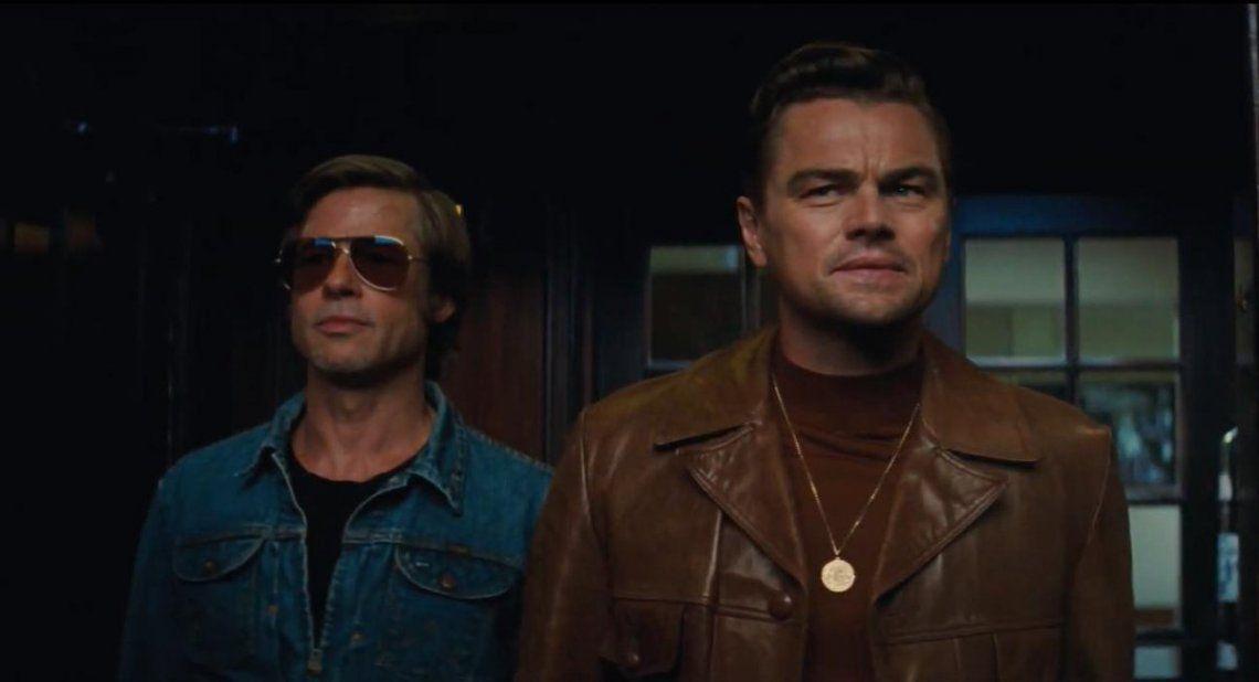 Ahora sí: Leonardo DiCaprio mostró el tráiler de la nueva película de Quentin Tarantino, Once Upon a Time en Hollywood
