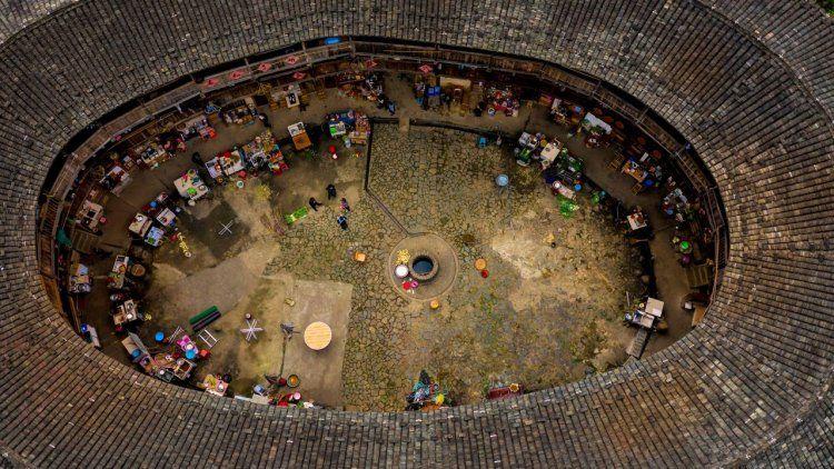 Impresionantes fotos de fortalezas olvidadas en China