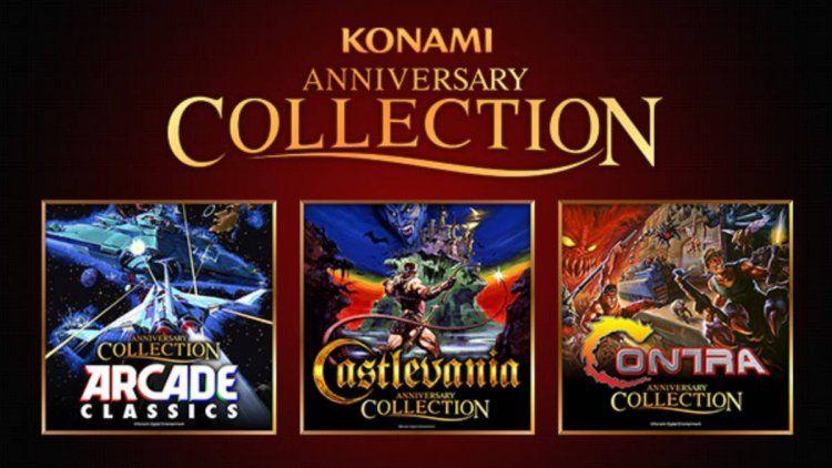 Konami cumple 50 años y festeja con lanzamientos pensados para nostálgicos