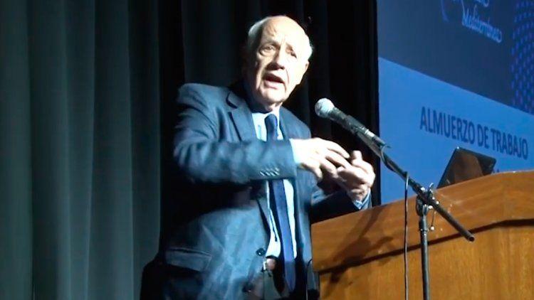 Roberto Lavagna dejó abierta la puerta a su candidatura a presidente