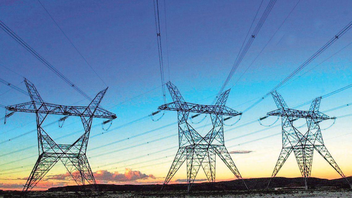 La demanda de energía está a niveles del año 2015
