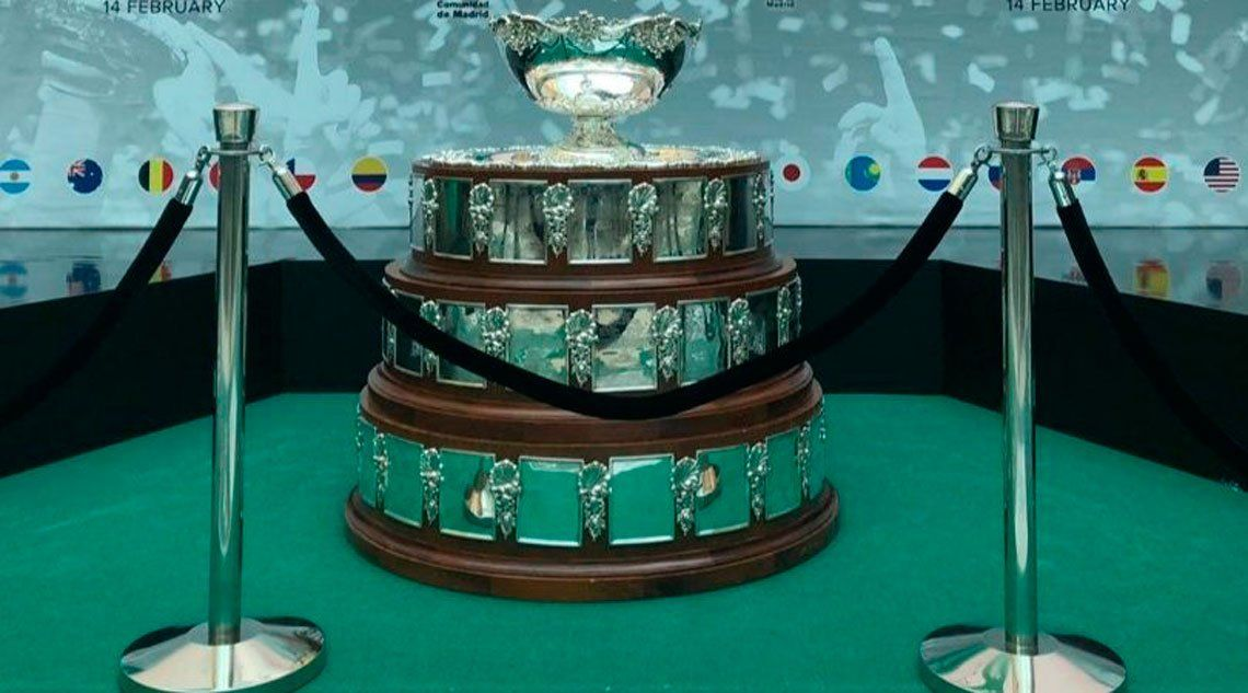 Se conoció el cronograma de la Copa Davis 2019