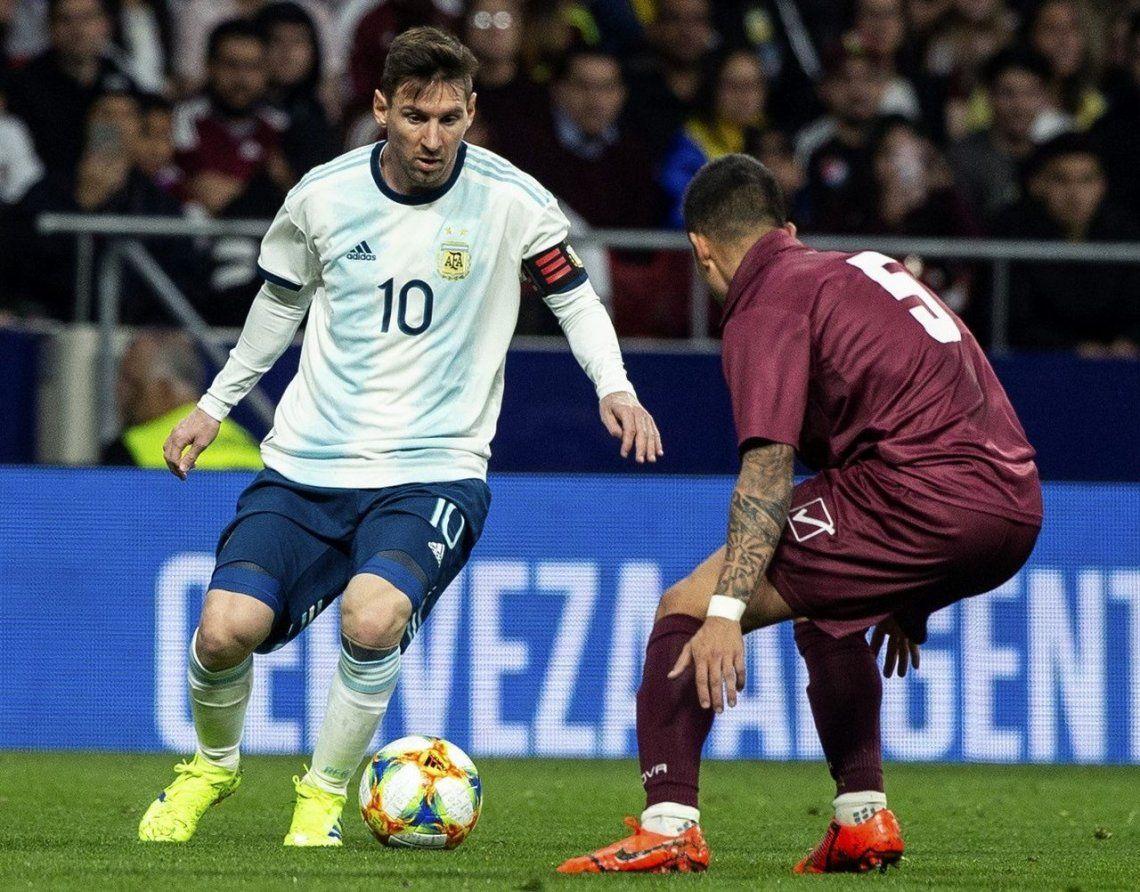 Argentina será sede de la Copa América 2020 junto a Colombia