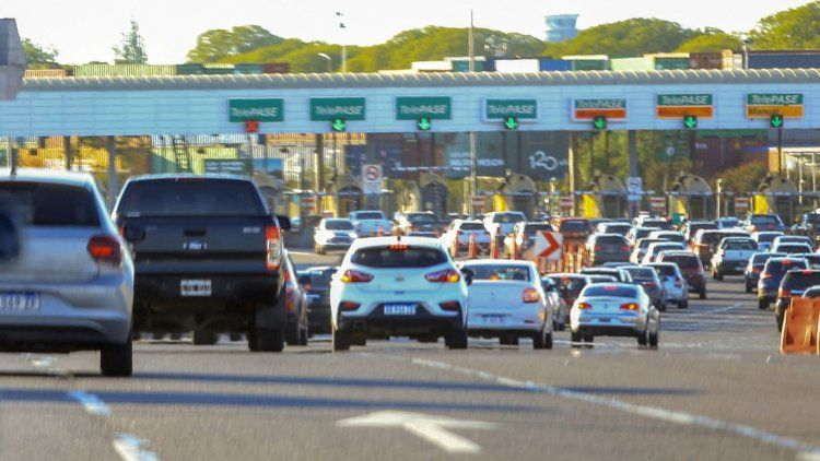 Se contrajo la compra de vehículos cero kilómetro