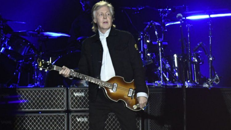 Paul McCartney transformará un clásico del cine en un musical