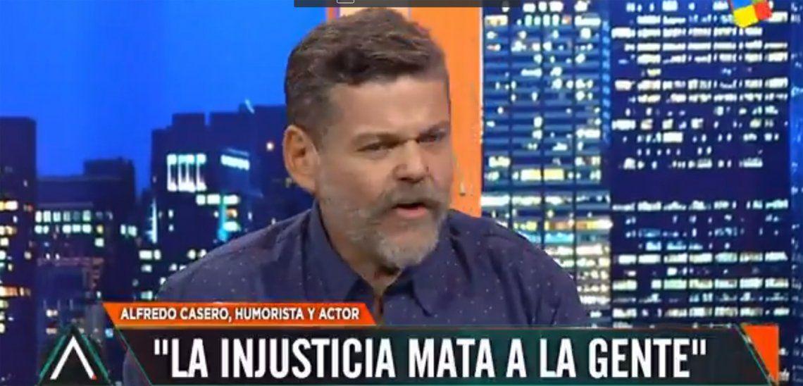 Alfredo Casero: Permitimos que vengan venezolanos y acá hay gente sin trabajo