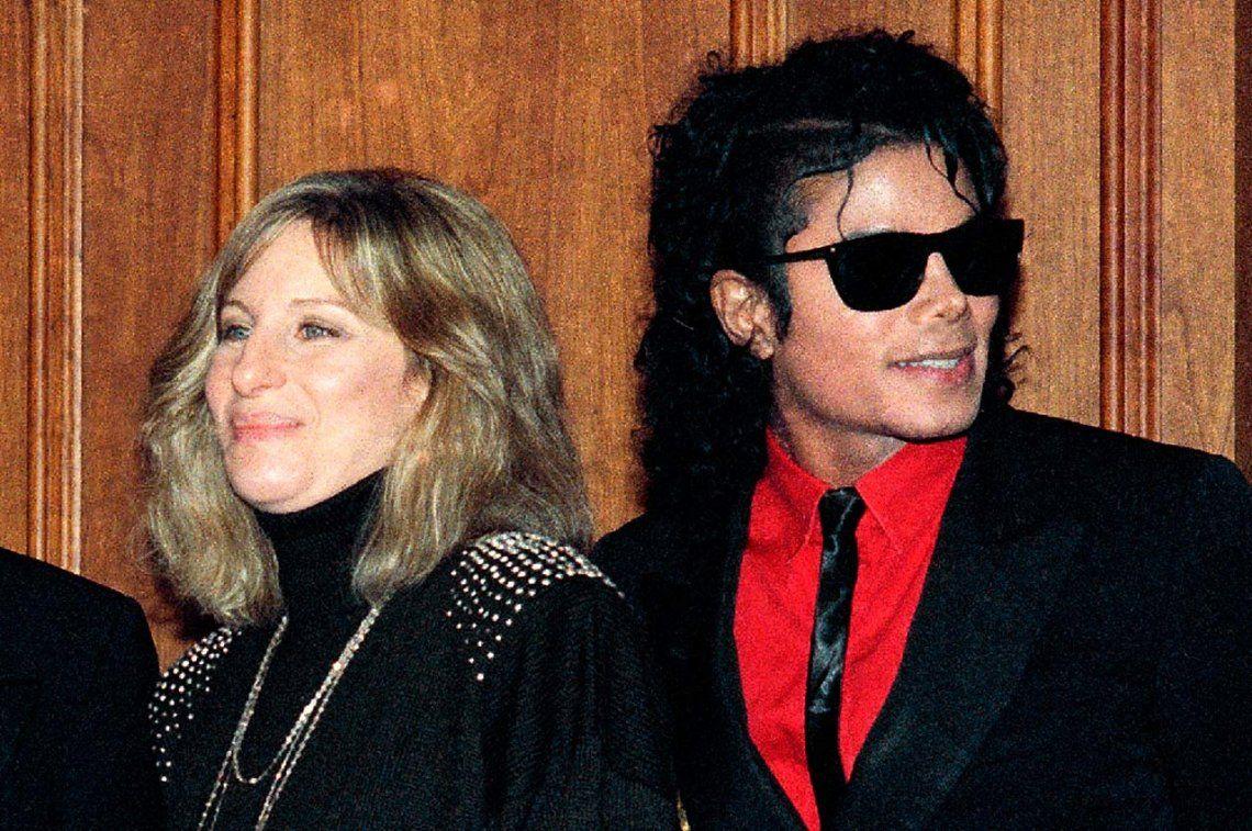 Barbra Streisand culpó a los padres de los niños abusados por Michael Jackson