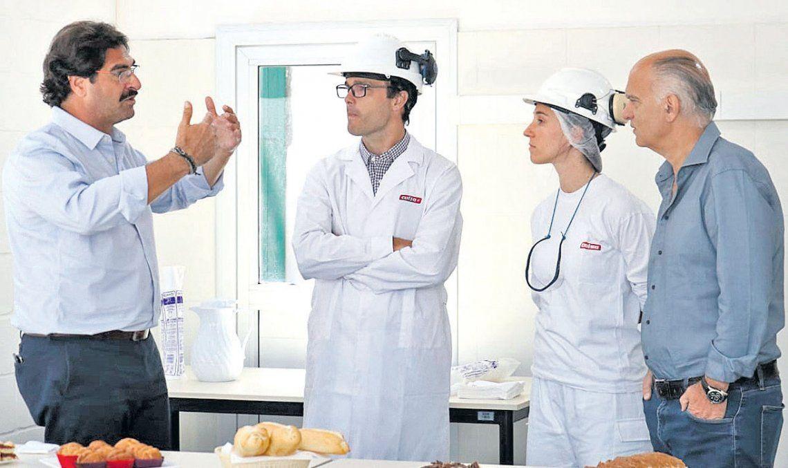 Lanús: combaten la clandestinidad en la elaboración del pan