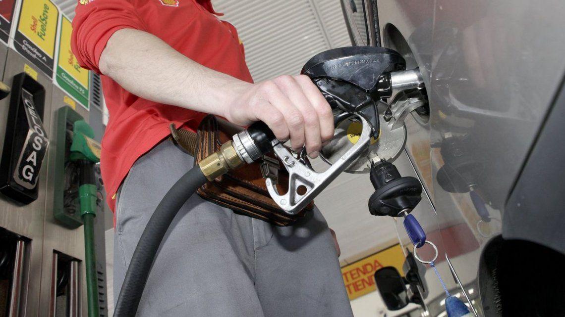 Shell se suma a los aumentos en combustibles