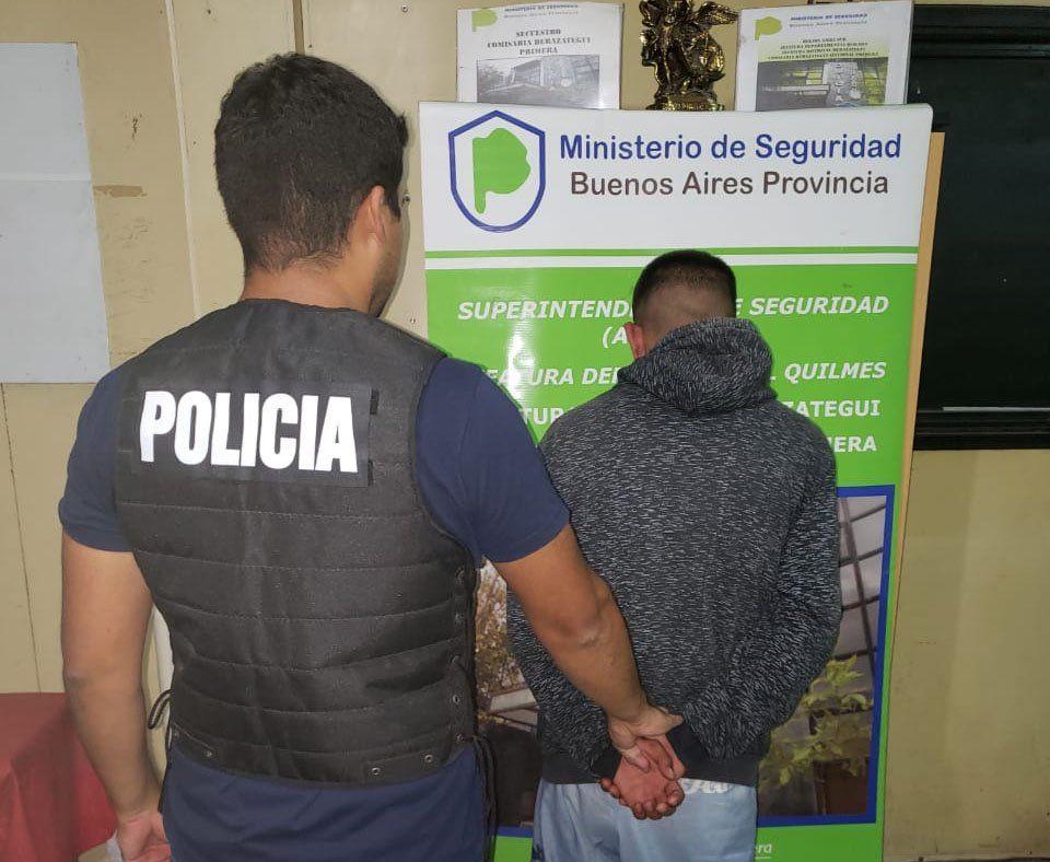 Berazategui: un limpiavidrios detenido por matar a una mujer a puñaladas