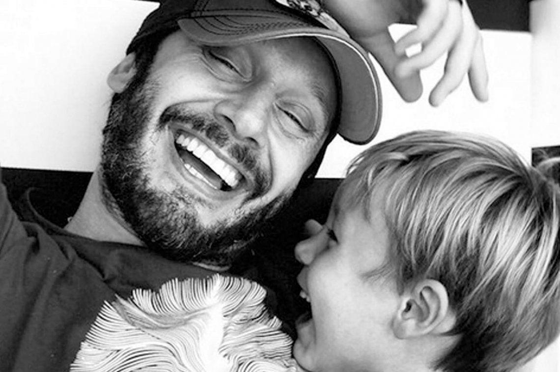 Benjamín Vicuña explicó por qué su hijo fue suspendido por Instagram