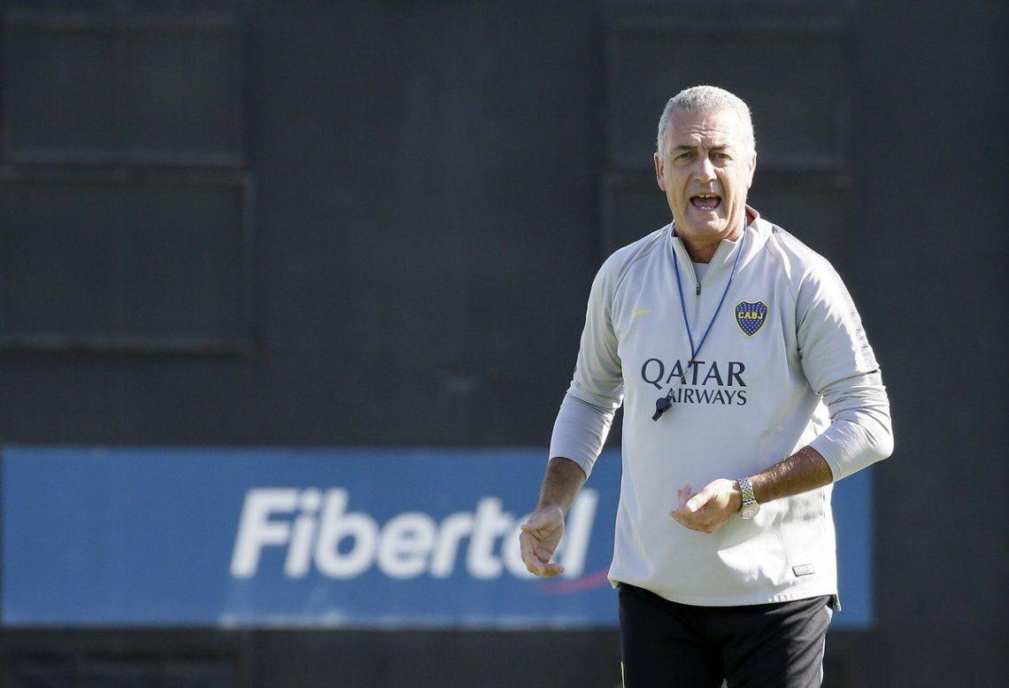 Alfaro podría superar el récord de Bianchi del mejor arranque - Prensa Boca