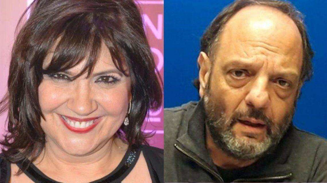 Elizabeth Vernaci destrozó a Baby Etchecopar: Me siento incómoda como mujer con un tipo como él