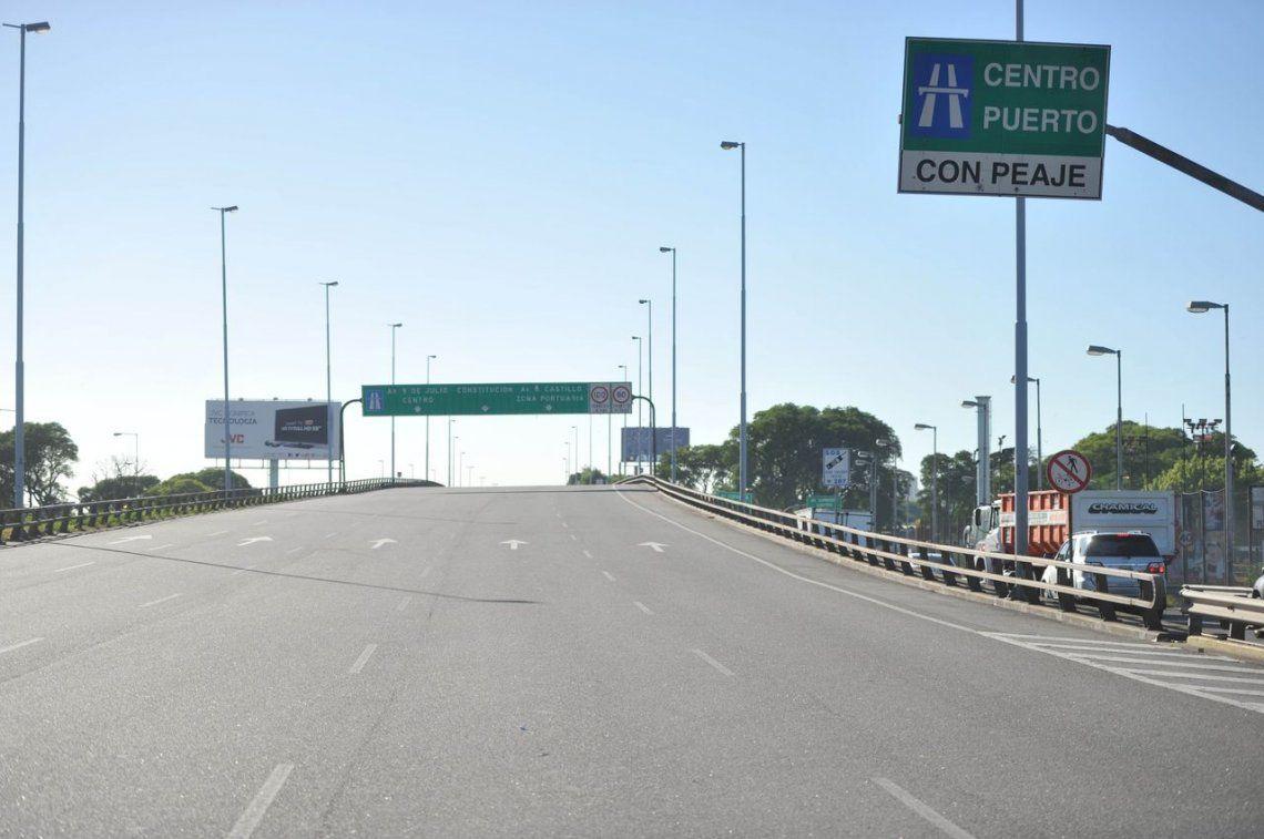 La Ciudad lanza Autopistas sin Barreras y comienza a dejar las cabinas de peajes: cómo es el nuevo sistema