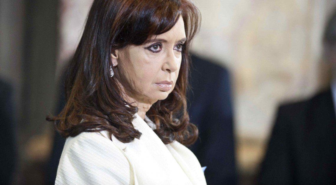 Cristina Kirchner fue procesada por el uso de aviones presidenciales