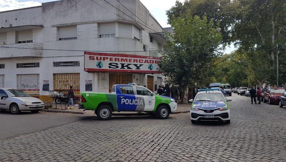 Horror en Junín: encontraron degollados a tres ciudadanos chinos en un supermercado y sospechan de la un ataque mafioso