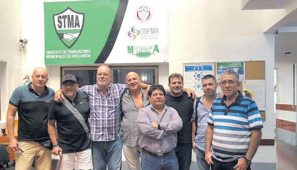 Avellaneda: los Municipales no aflojan con sus reclamos