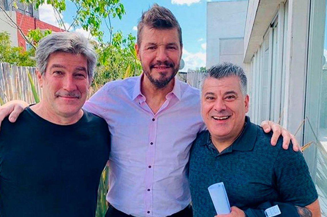 Marcelo Tinelli fichó a Pachu Peña y Pichu Straneo para el Súper Bailando 2019