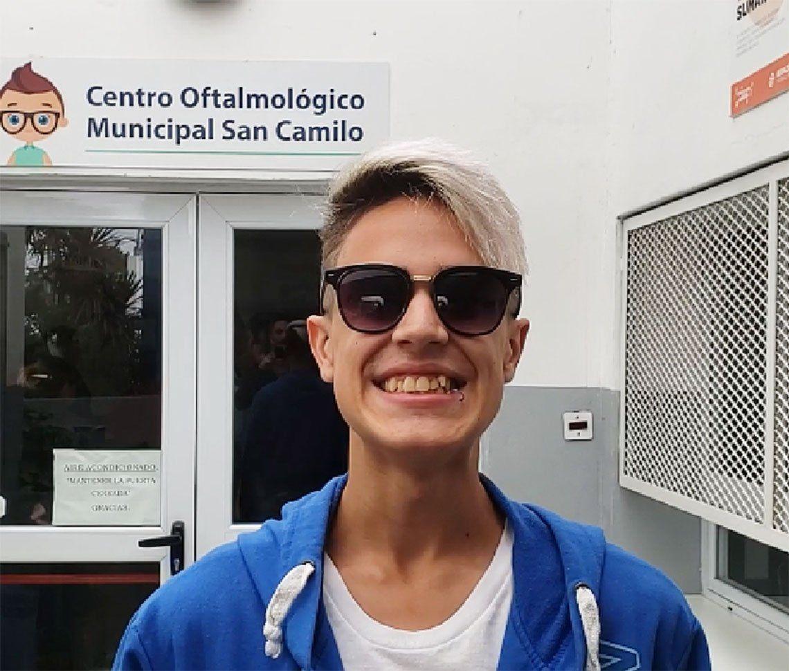 Berazategui: trasplante de córnea número 30, en el San Camilo