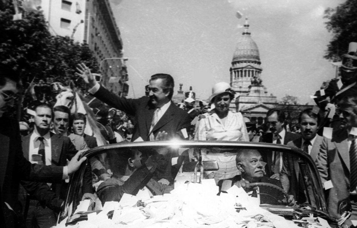 A 10 años de la muerte de Raúl Ricardo Alfonsín