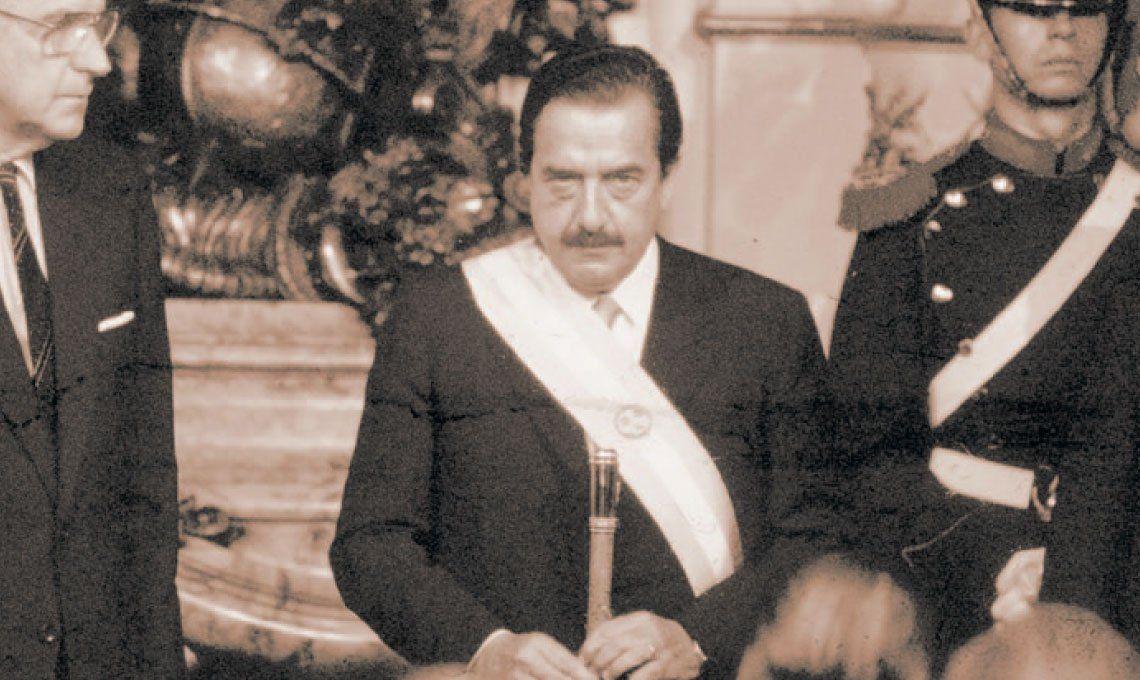 Raúl Alfonsín: el legado del Presidente