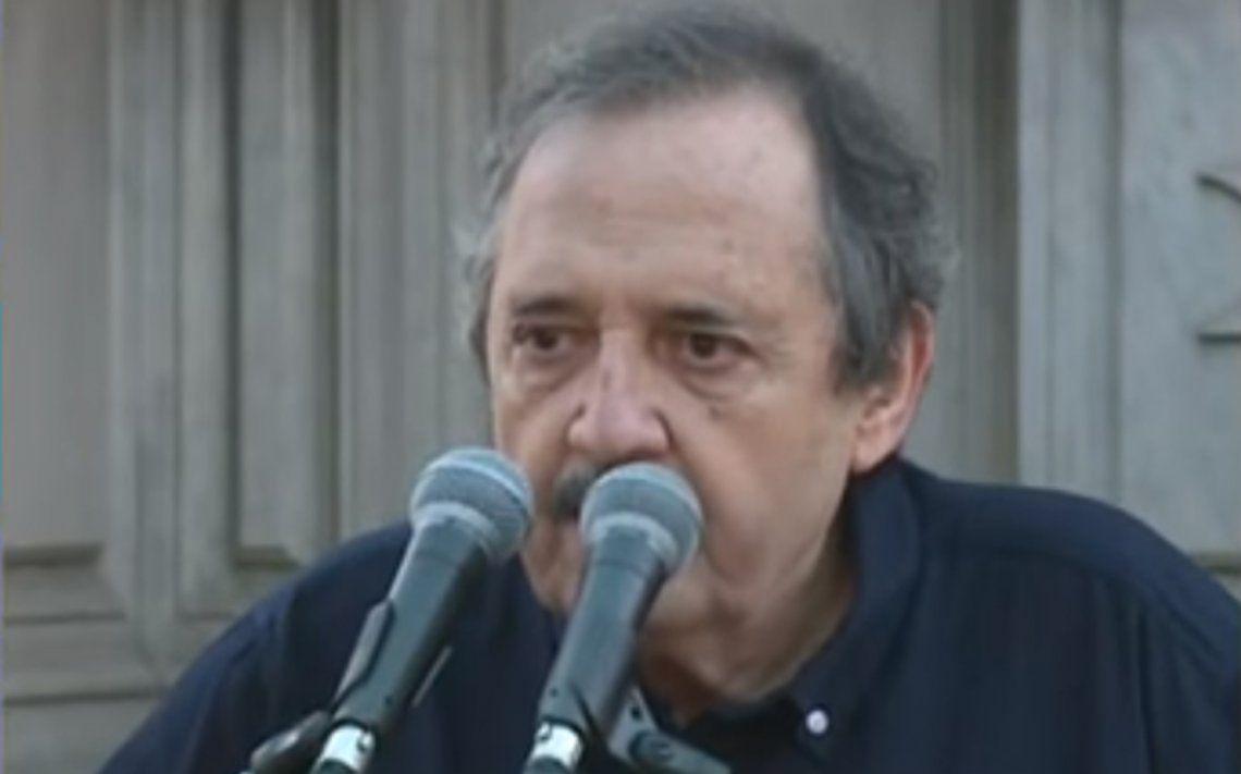 Ricardo Alfonsín: Me importan tres pepinos ser parte de una fórmula presidencial