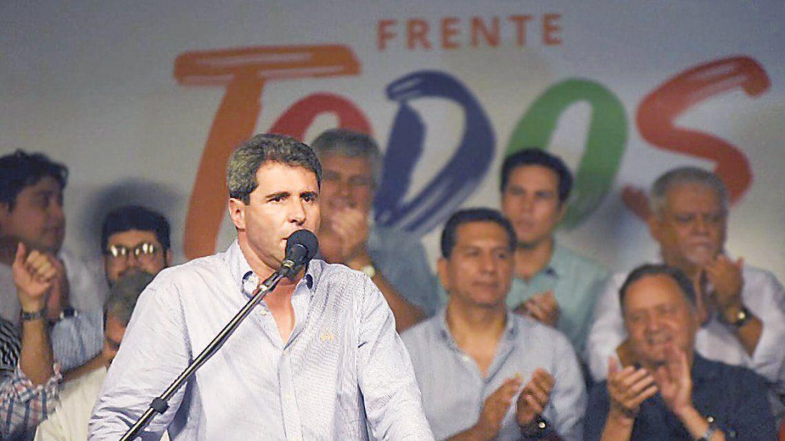 Uñac tuvo un triunfo que lo posiciona hacia la proyección nacional