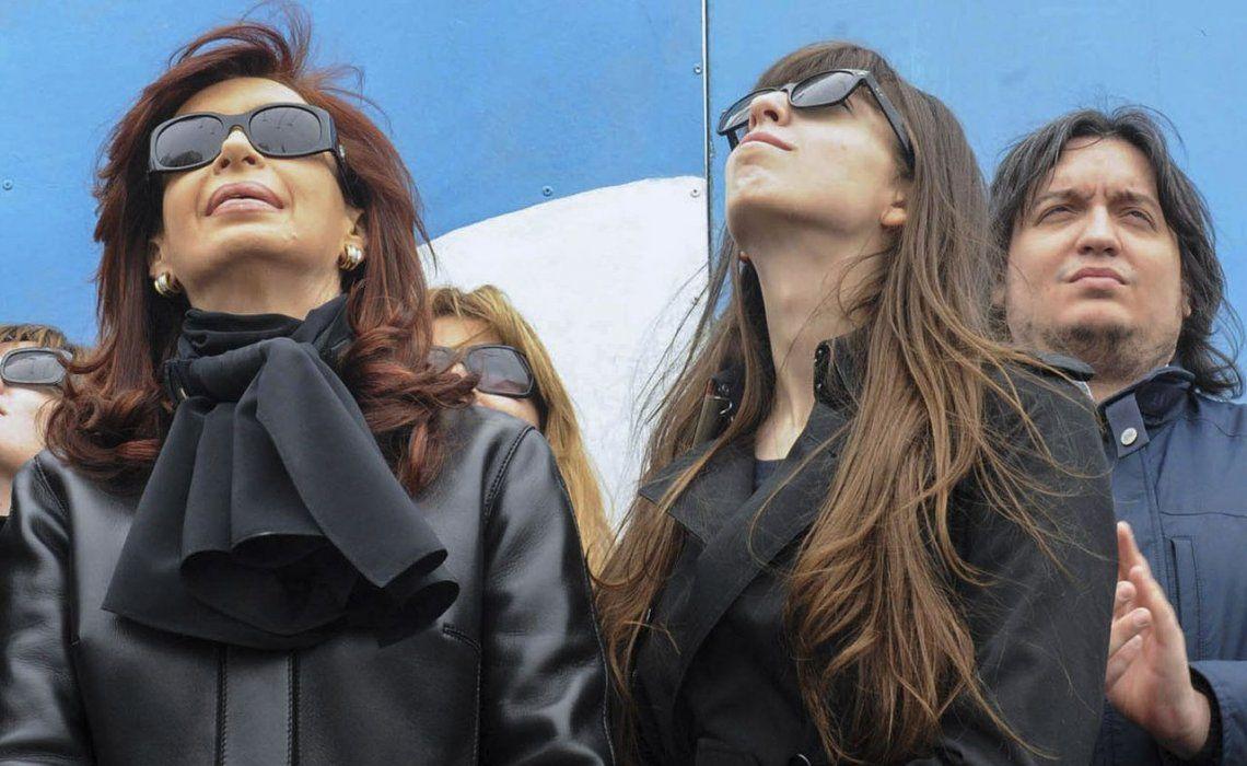 Florencia Kirchner presentó un amparo para seguir su tratamiento en Cuba