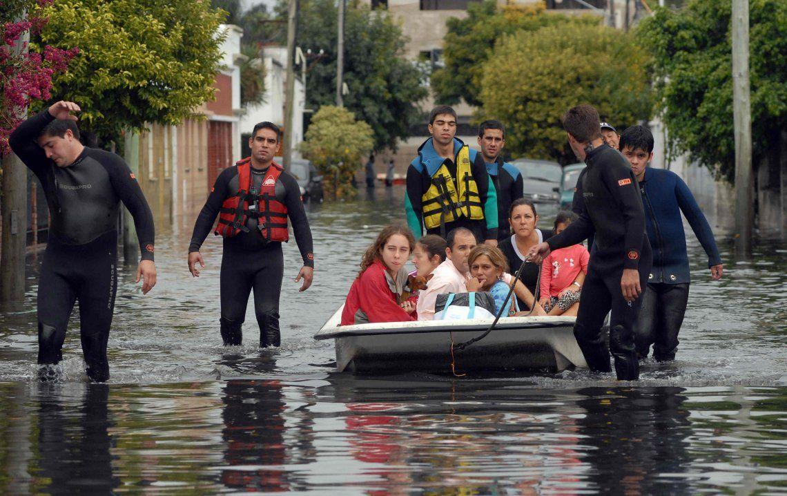 A seis años de la trágica inundación de La Plata: un fallo irrisorio, falta de obras y la inexistencia de un plan de contingencia