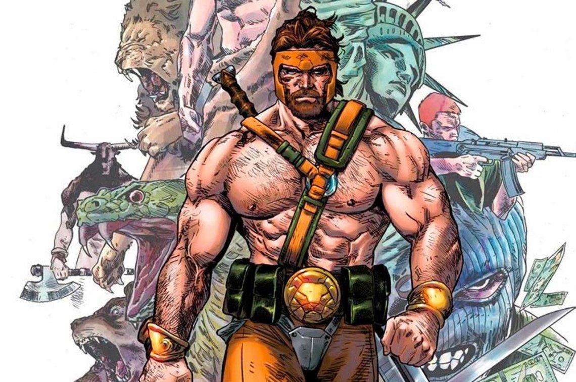 The Eternals: Hércules sería el protagonista del film de Marvel Studios
