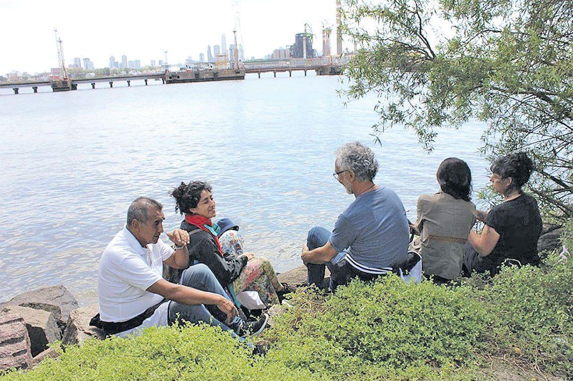 Avellaneda: la historia de Puerto Piojo se traslada a Isla Maciel