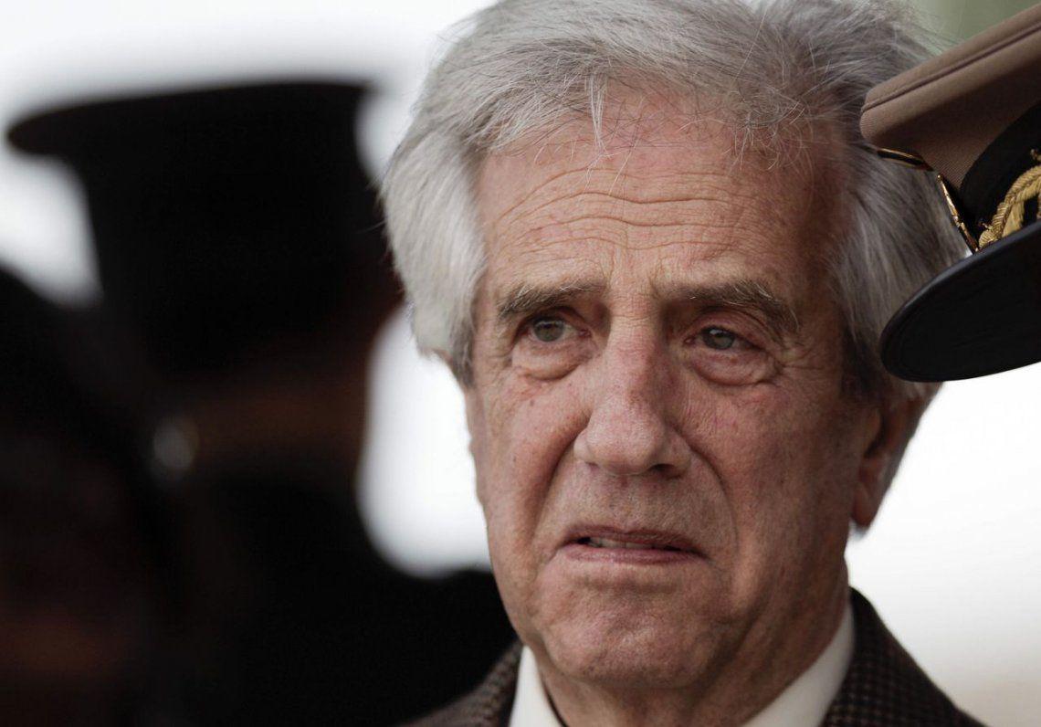 Murió la esposa del presidente de Uruguay, Tabaré Vázquez