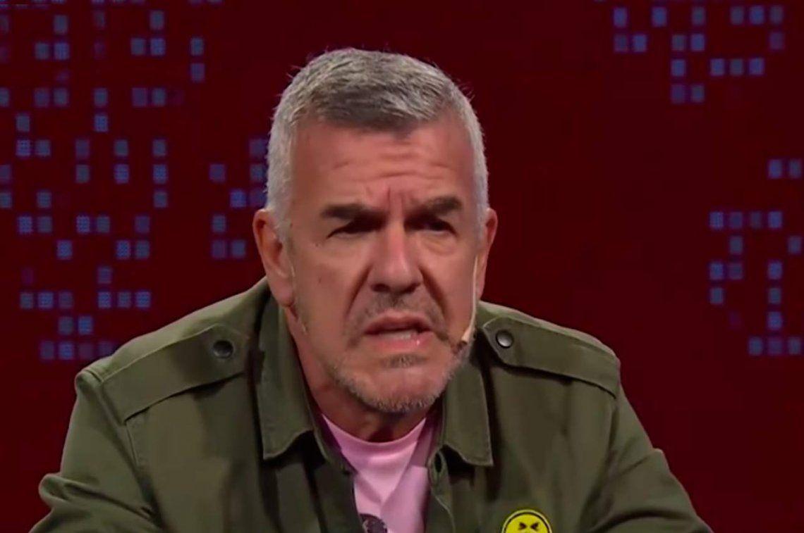 Dady Brieva: Si Cristina me dice que Luis Novaresio es el candidato, yo lo voto