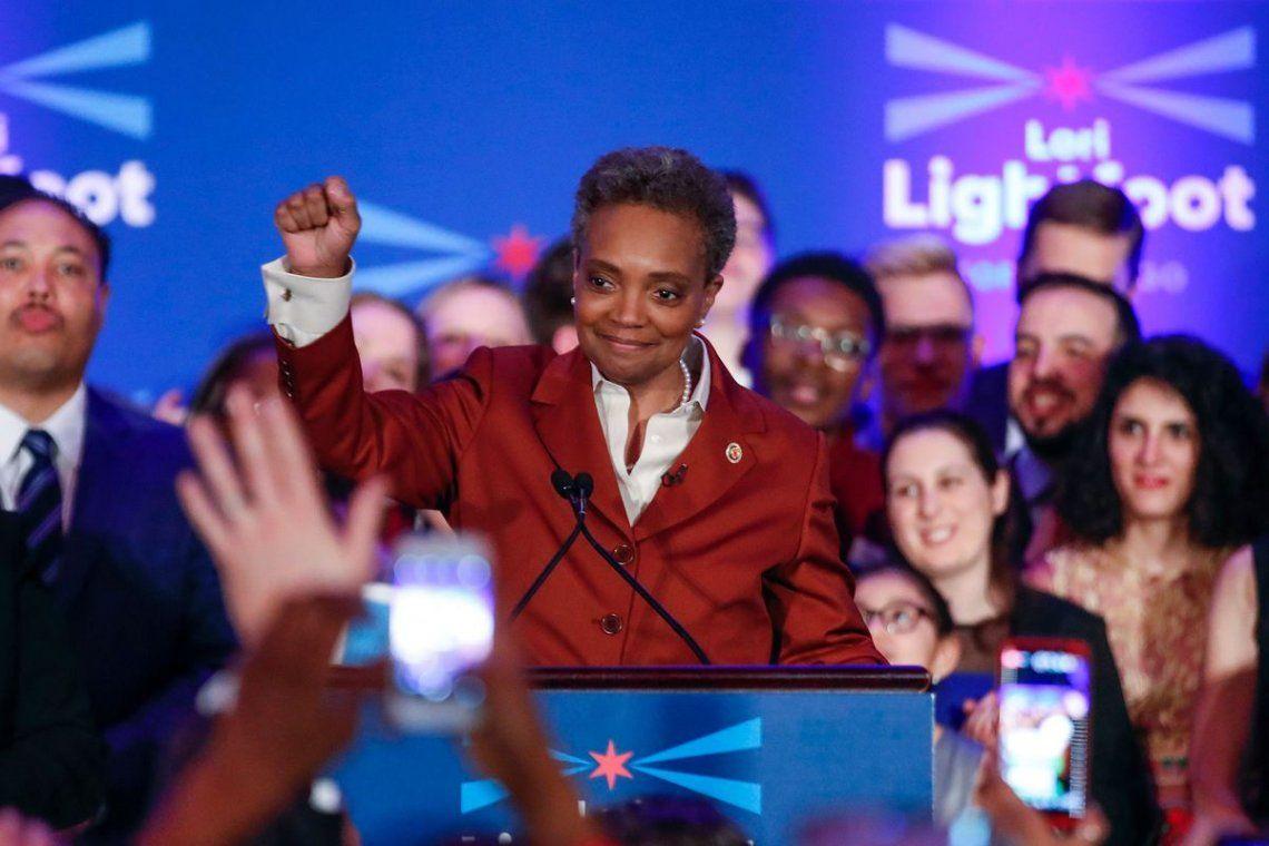 Chicago eligió a la primera alcaldesa afroamericana y lesbiana