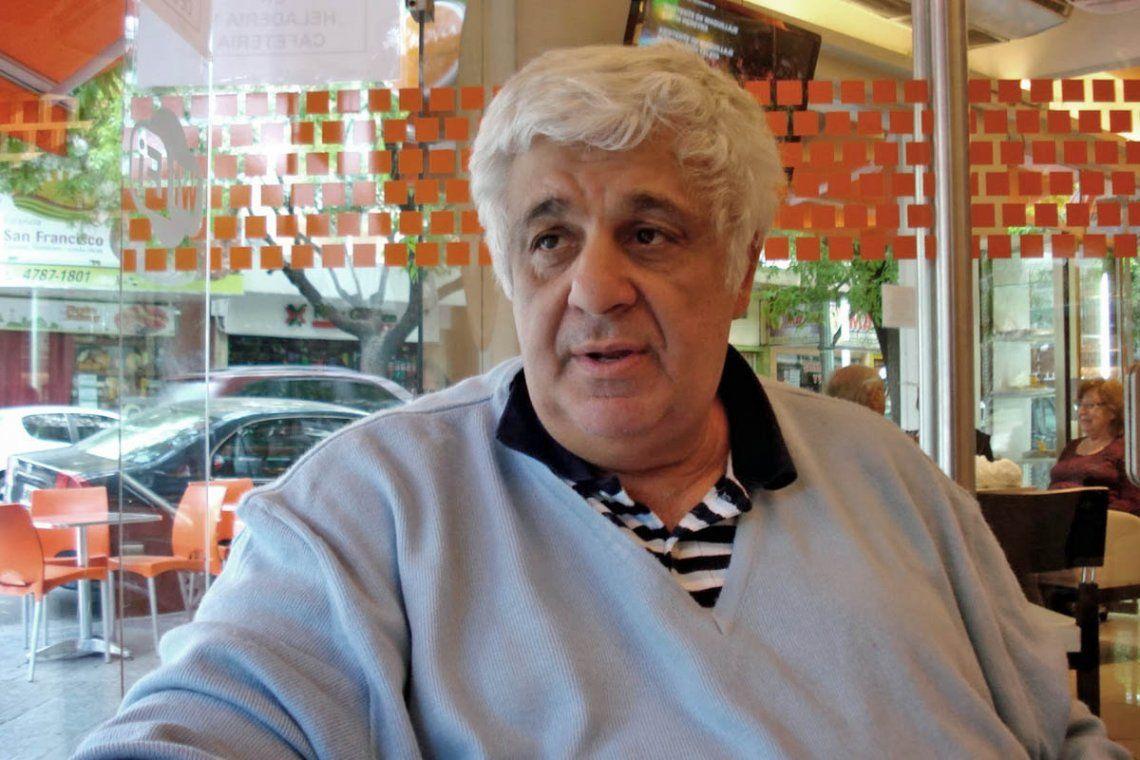 El abogado de Alberto Samid dijo que no habla con él y le pidió que se presente