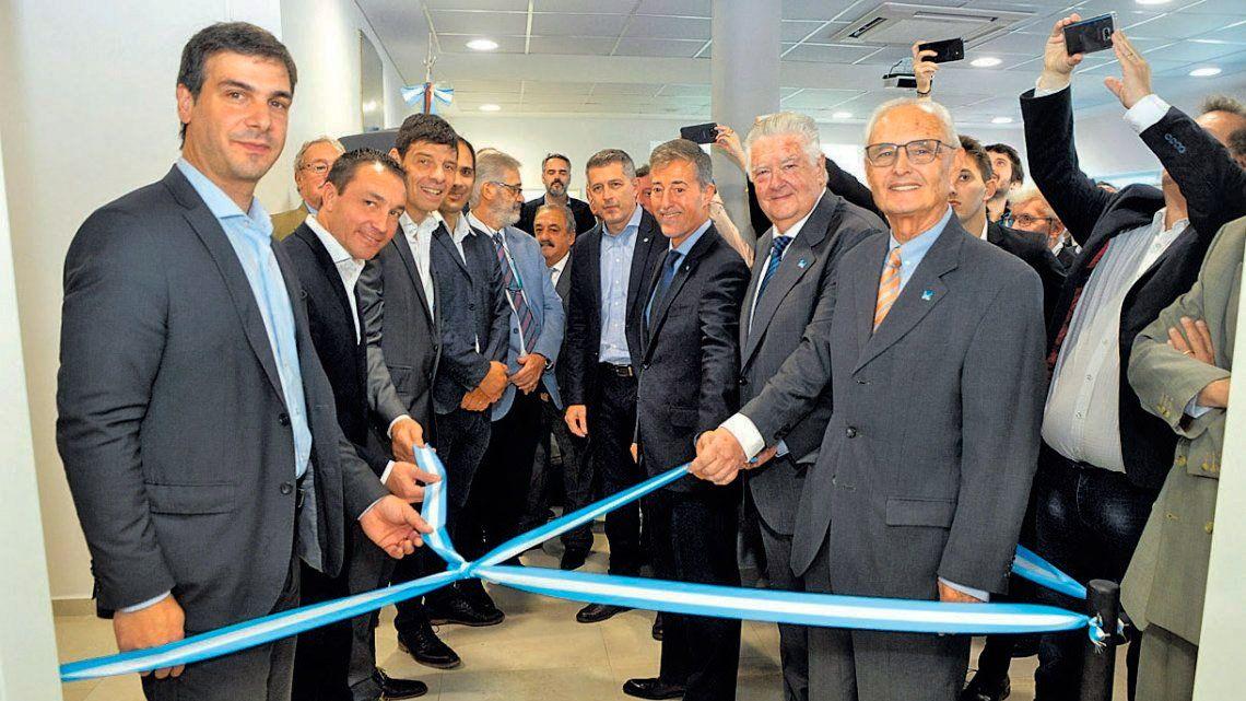 Florencio Varela: inauguraron el Centro Tecnológico Metalúrgico