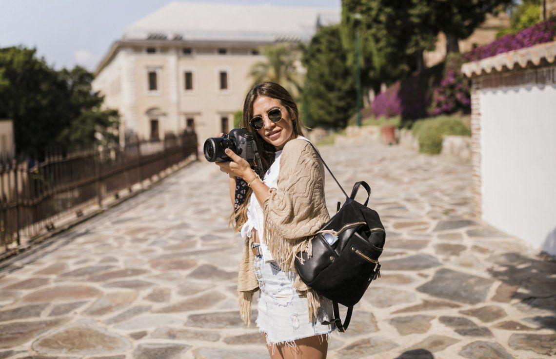 Las mochilas, accesorios prácticos y muy de moda
