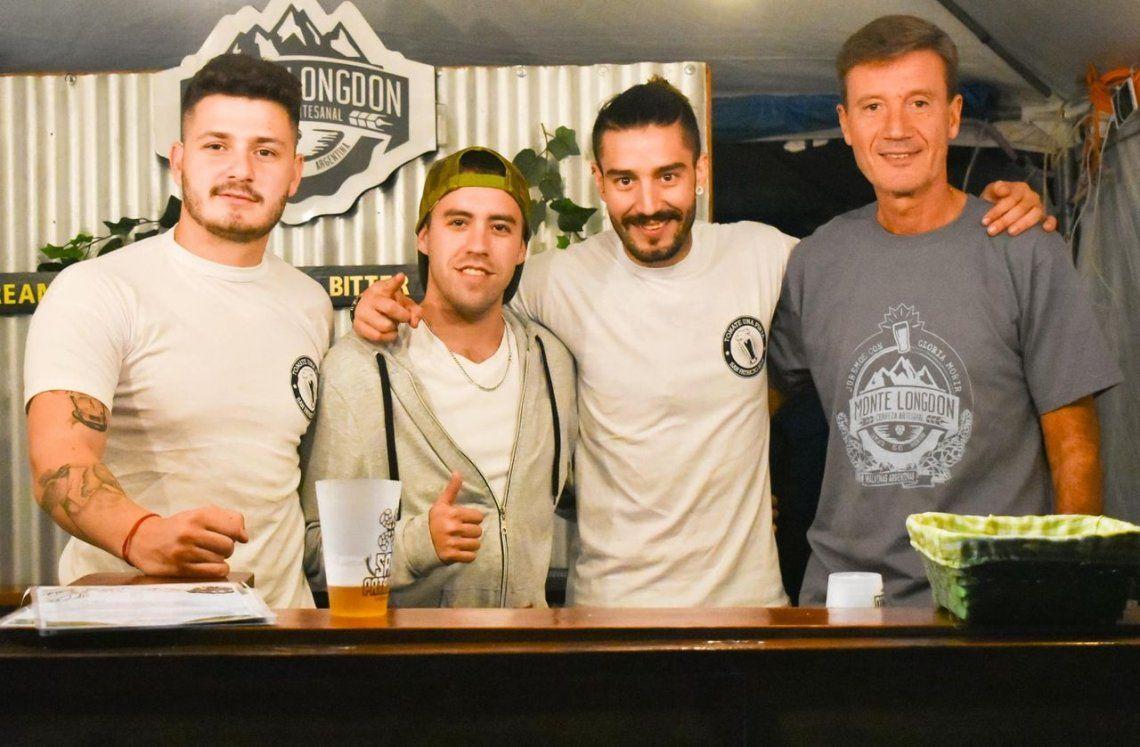 Monte Longdon, la cerveza homenaje que hizo el hijo de un excombatiente de la Guerra de las Malvinas
