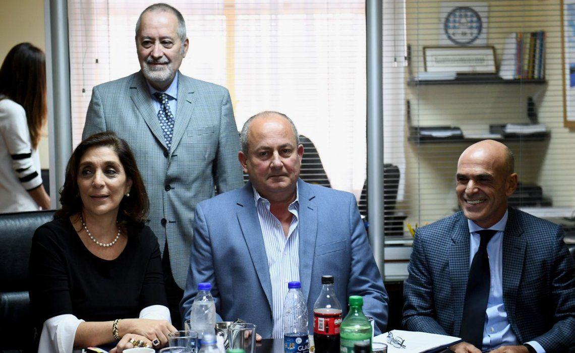 Arribas y Majdalani, jefes de la AFI, negaron vínculos con el aparato de espionaje paraestatal, pero la oposición los responsabilizó