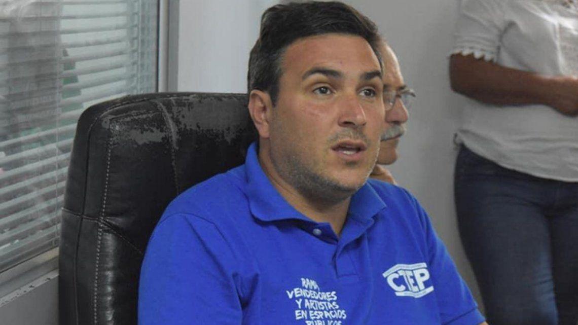Gildo Onorato, referente de la CTEP: Estamos acercándonos a situaciones de desborde social