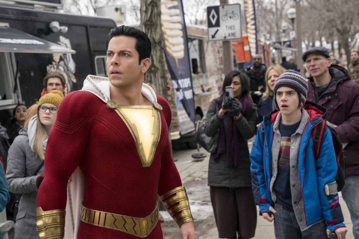 Shazam: un superhéroe al alcance de todos