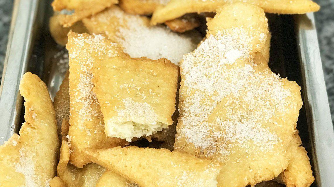 VIDEO: Receta de tortas fritas crujientes súper fáciles